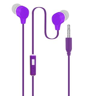 Ace Up E4 In-Ear Premium Earphones -Purple