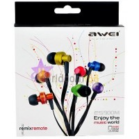 Awei ES900m In-Ear Headphones for iPhone, iPod, Samsung, HTC, Blackberry, LG
