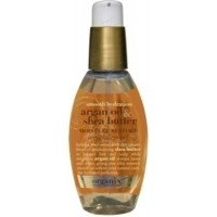 Organix Org Smooth Hydration Argan Oil & Shea Butter Moisture Restore Weightless Oil Hair Styler