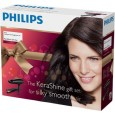 Philips Promotional Pack Kerashine Ion HP8646 Hair Straightener
