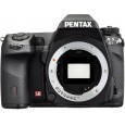 Pentax K-5 IIs Body DSLR Camera Black Front View