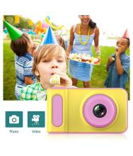 Digital Camera For Kids,KOBWA Mini Children Camera With 2.0 Inch Screen 3.0MP HD Video Camera Recorder Kids Camera Gifts For 3-10 Years Old