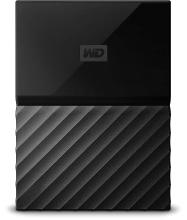 WD My Passport 4TB Portable External Hard Drive (Black)