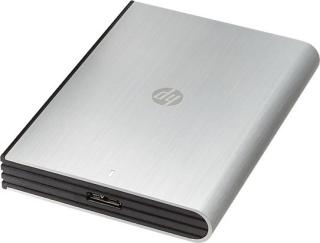 HP 1 TB Wired External Hard Disk Drive(Grey)