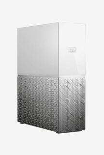 WD My Cloud Home WDBVXC0040HWT-BESN 4TB External Hard Drive (White)