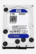 WD WD40EZRZ 4 TB Internal Hard Disk (Blue)