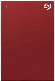 Seagate Backup Plus Portable 5 TB External Hard Disk Drive(Red)