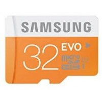 Samsung EVO 32GB class 10 micro sdhc Memory Card with adapter