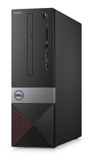 Dell Vostro 3470-2018 SFF Desktop Without Monitor (Core i3 8th Gen, 8 GB DDR4, 1 TB, Windows 10 Home, MS Office and Student 2016)