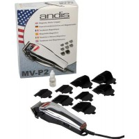 Andis MV-P2 Advanced 10-piece Grooming Kit Clipper