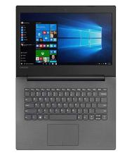 Lenovo Ideapad 80XG008MIN Notebook Core i3 (6th Generation) 4 जीबी 35.56cm(14) Windows 10 Home without MS Office Integrated Graphics Black