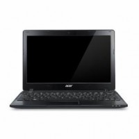 Acer Aspire One D725 (C61KK) Notebook(2GB/320G/Win7) Black
