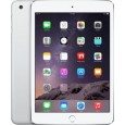 Apple iPad Mini 3 MGJ32HN/A 128GB Wi-Fi 3G Silver Front View