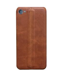 Luxury Leather back cover by Woozy for Oppo F3