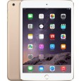 Apple iPad Mini 3 MGYN2HN/A 64GB Wi-Fi 3G Gold Front View