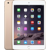 Apple iPad Mini 3 MGYU2HN/A 128GB Wi-Fi 3G Gold