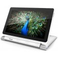 Acer Iconia W510 (32GB, Wi-Fi) Silver Front View