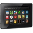 Amazon Kindle Fire HD 7 8GB Wi-Fi Black Front View