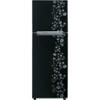 d23d1189f9a Samsung 253 Ltr RT26FARZABX TL Double Door Refrigerator Orcherry Black