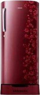 Samsung RR19J20C3RH/NL,RR19H10C3RH/TL 192 L Direct Cool Single Door Refrigerator Scarlet Red