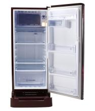 Whirlpool 200 Ltr 4 Star 215 Icemagic Powercool ROY Single Door Refrigerator - Brown