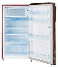 Haier 170 Ltr 3 Star HRD-1703BRO-E Single Door Refrigerator - Maroon