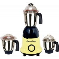 Speedway Sw-MG16 61 750 W Mixer Grinder Yellow