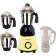 Rotomix Essentials Pro 600 W Mixer Grinder Yellow & Black small