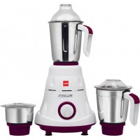 Cello Grind-N-Mix 900 Mixer Grinder - White and Purple