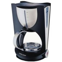 Black & Decker DCM 80 Coffee Maker (Black)