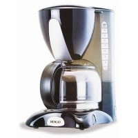 Sogo SS-880 12 Coffee Maker (Black)