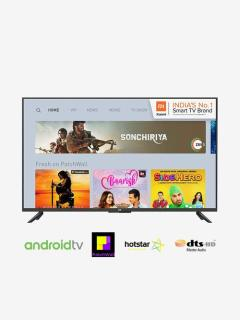 Mi 108 cm (43 inches) Android Smart Full HD LED TV 4A Pro (Black)
