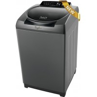 Whirlpool 8.0 Kg Ws80H Top Loading Fully Automatic Washing Machine Graphite