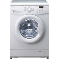 LG F8091NDL2 6 kg Fully Automatic Front Loading Washing Machine