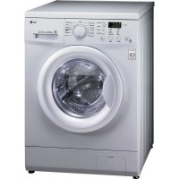 LG F80E3MDL2 5.5 kg Fully Automatic Front Loading Washing Machine White