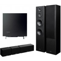 Pioneer VSX-323K and SPE335XT 5.1 Component Home Theatre System