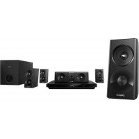 Philips HTB3520 5.1 Channel 3D Blu-ray Home Theater System (Black)