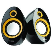 Philips IN-SPA60 Speakers Yellow