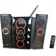 Jack Martin 666b 2.1 Channel Home Theater Speaker Front View