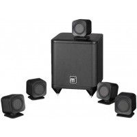 Mission M3 System 5.1 Channel Home Theatre System Black