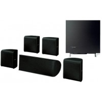Pioneer VSX-323K and 1135XS 5.1 Component Home Theatre System