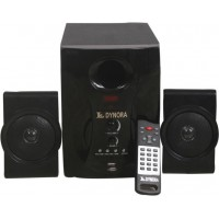 LE-DYNORA LD-M111 2.1 Channel Home Theatre System Black