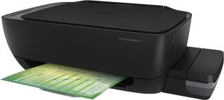 HP Ink Tank WL 410 Multi-function Wireless Printer(Black, Refillable Ink Tank)