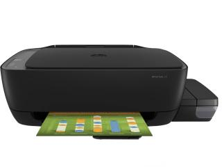 HP Ink Tank 310 Multi-function Color Printer(Black, Refillable Ink Tank)