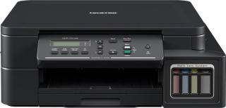 Brother DCP-T510W IND Multi-function Wireless Color Printer(Black, Refillable Ink Tank)