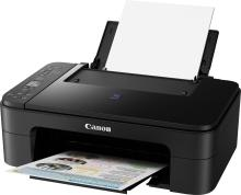 Canon TS3370S Multi-function Color Printer(Black, Ink Cartridge)