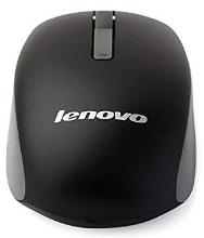 Lenovo N100 Wireless Mouse (Black)