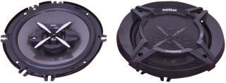Woodman 6 Inch (280 Watts - 3 Way Speaker) 1 Year Warranty 1652 Coaxial Car Speaker(280 W)